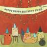 Happy Happy Birthday To Me volume 3
